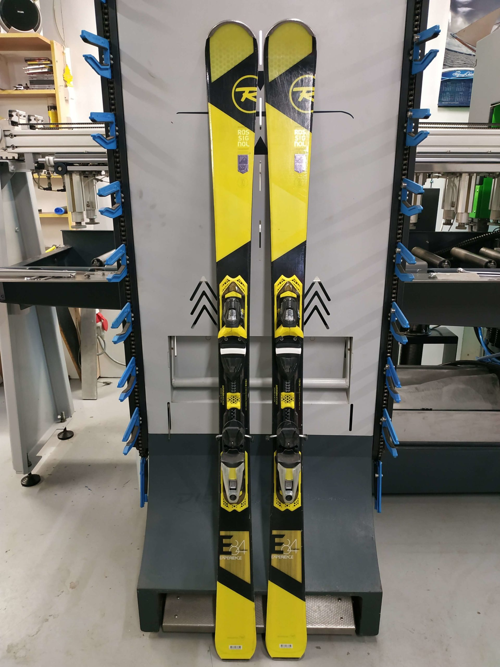10. Rossignol Experience 84 Carbon 170 R14 (1)