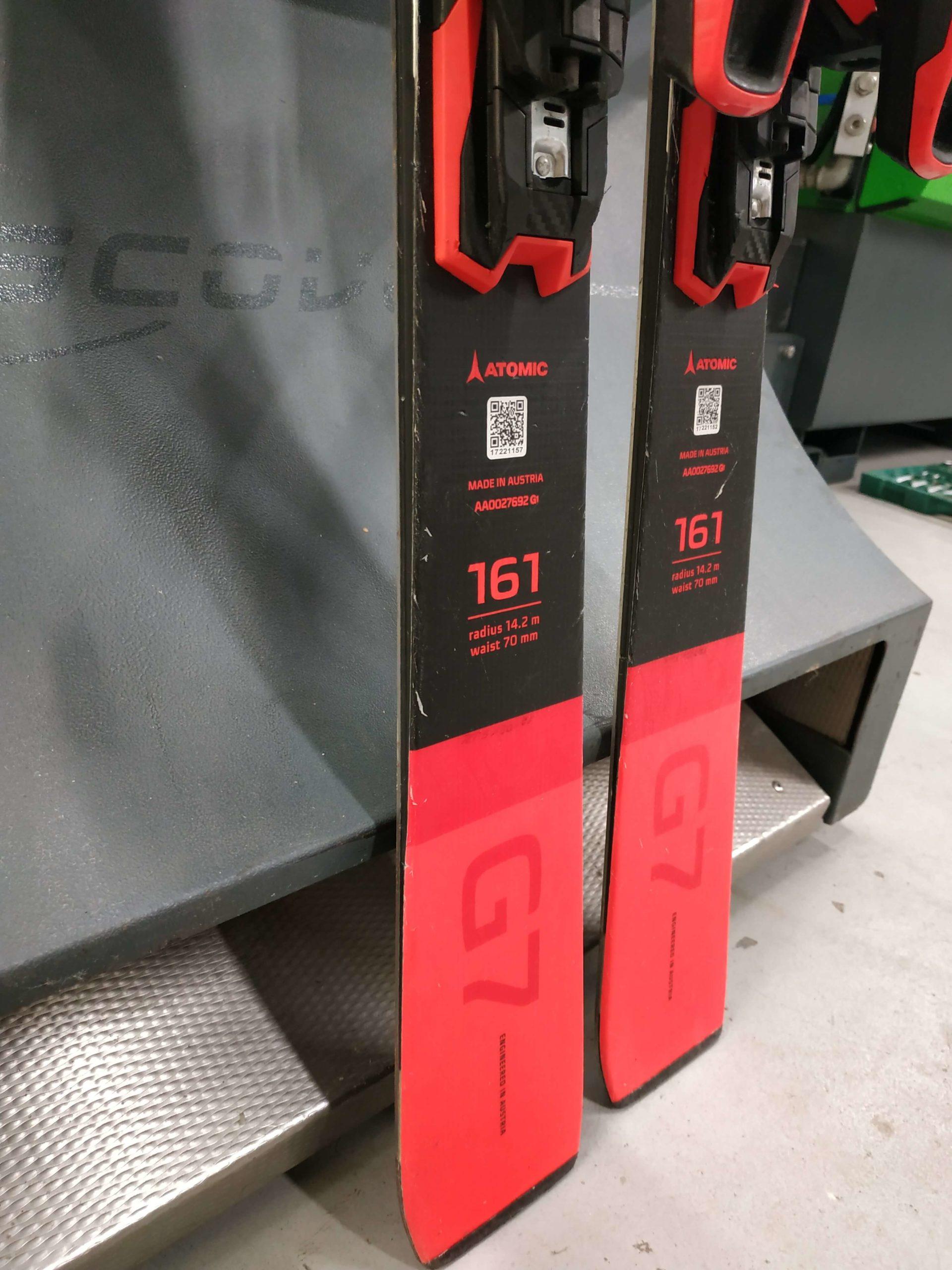 11. Atomic Redster G7 161 R14.2 (5)