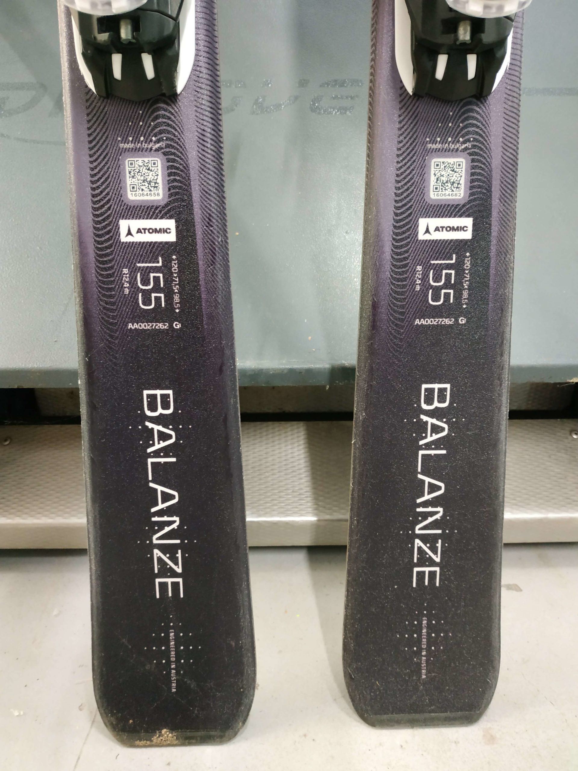 23. Atomic Balanze Bend X 155 R12.4 (4)