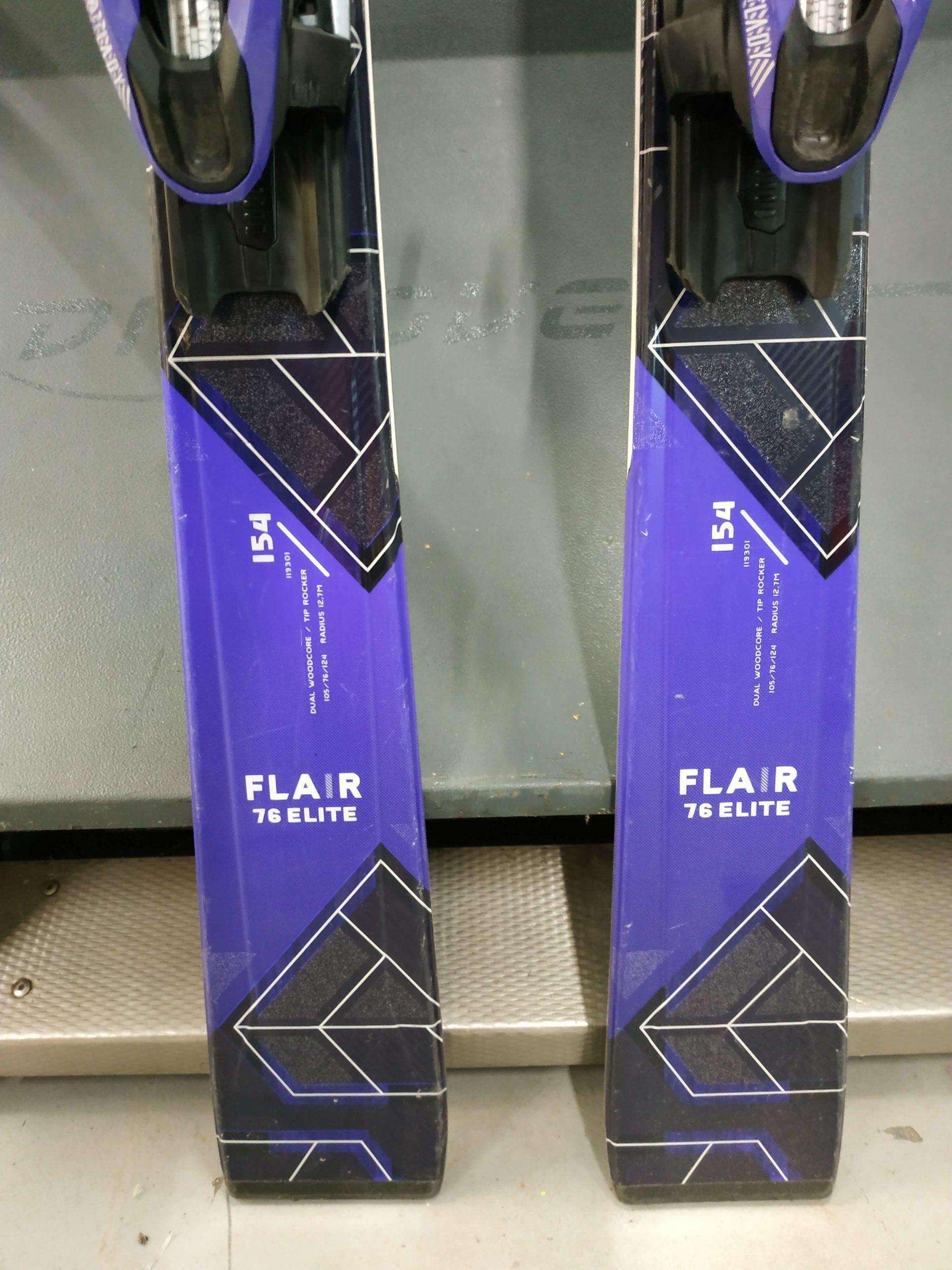 42. Volkl Flair 76 Elite 154 R12.7 (4)