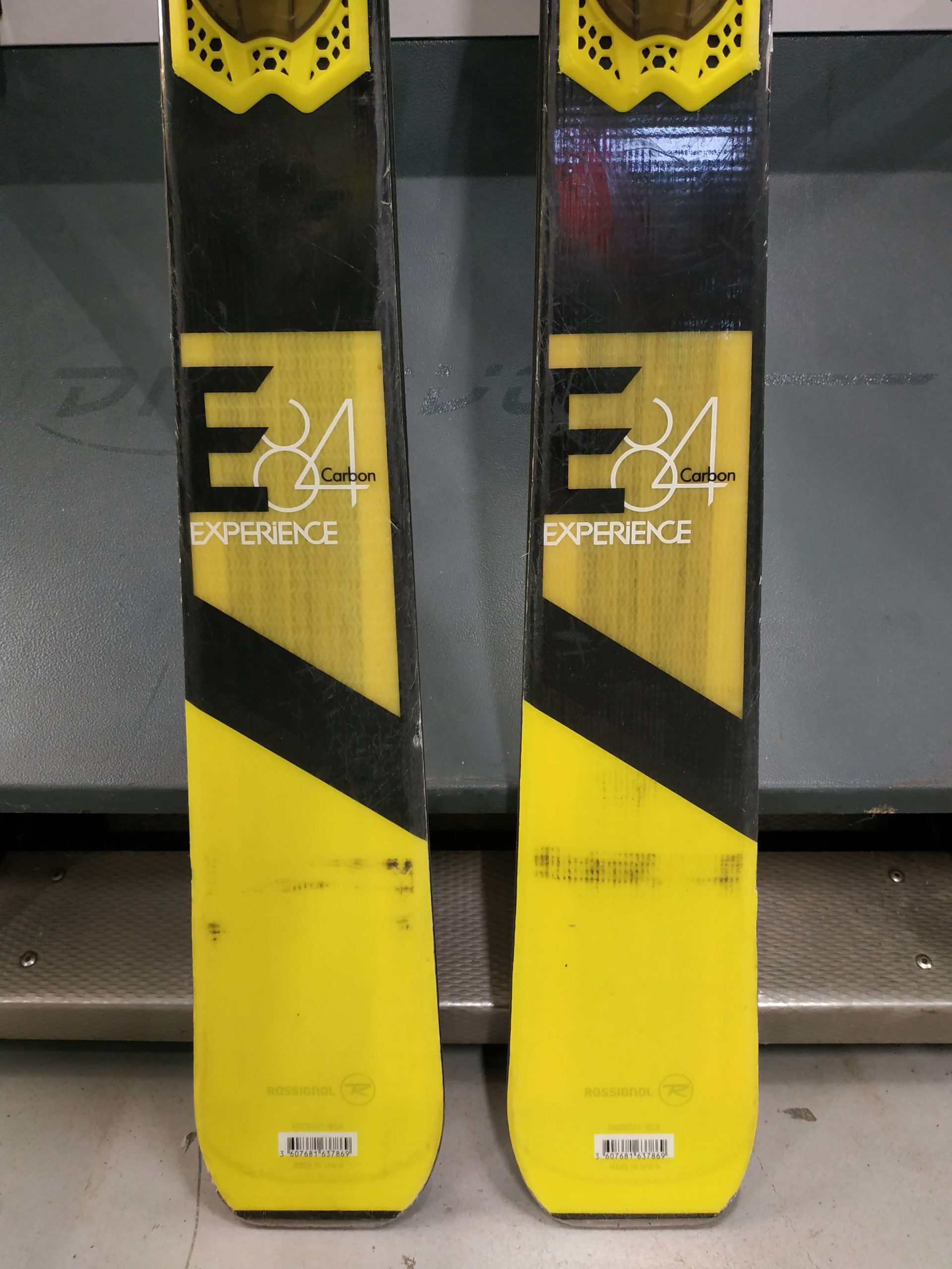 9. Rossignol Experience 84 Carbon 178 R16 (4)